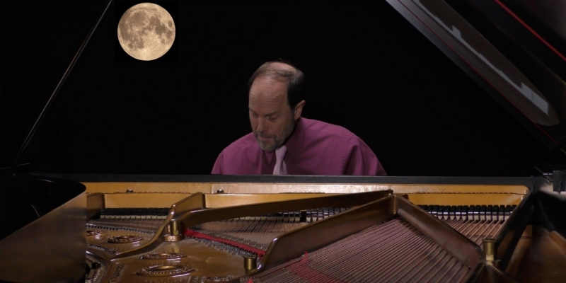 "NEW PERFORMANCE - Video Concert: ""Moonlight Sonata"" with Frederick Moyer"