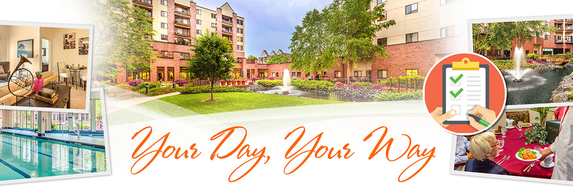Spend Your Day, Your Way at Covenant Village of Golden Valley