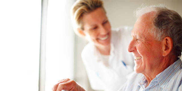 senior healthcare and rehab