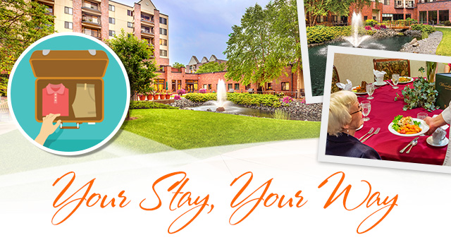Plan Your Stay, Your Way at Covenant Village of Golden Valley in Golden Valley, MN