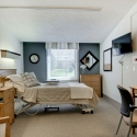 Rehab Patient Room